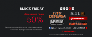 Celebra el Black Friday en SHOKE