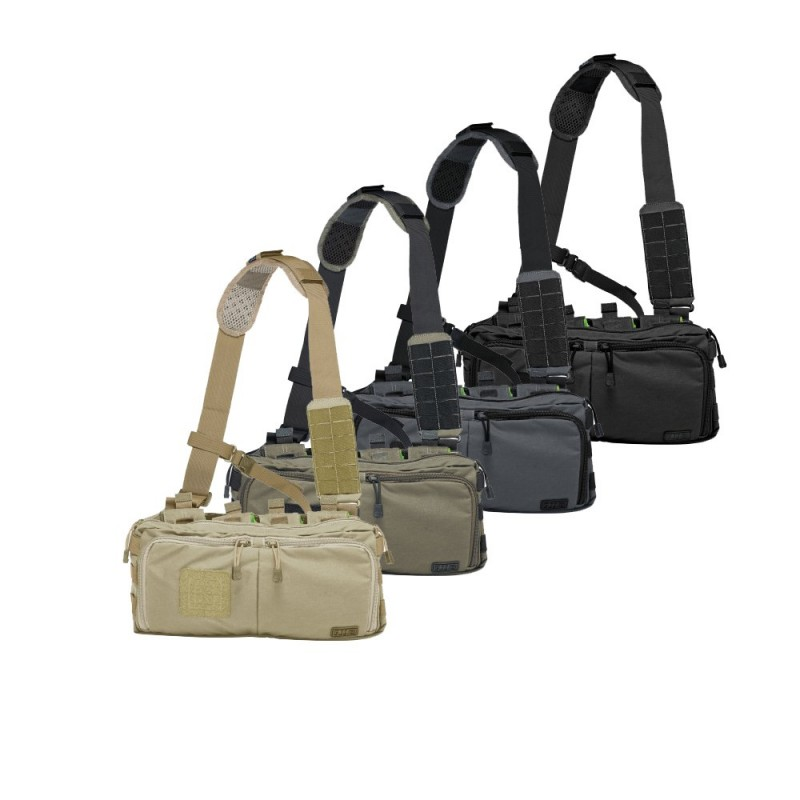 5.11 Tactical tiene una de las mejores mochilas militares pequeñas