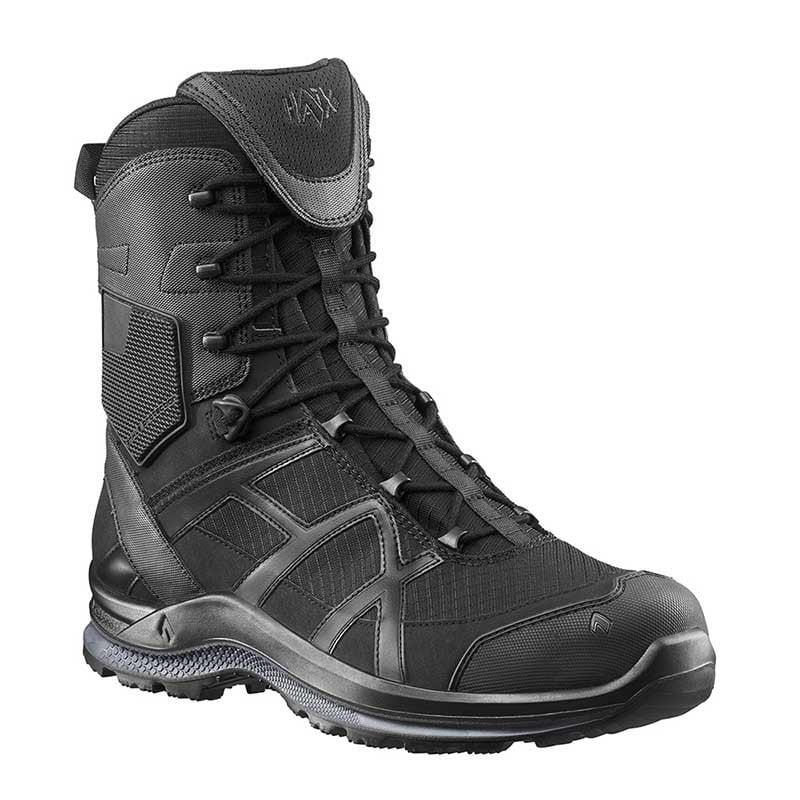 Unas botas robustas y muy seguras, las botas militares Haix