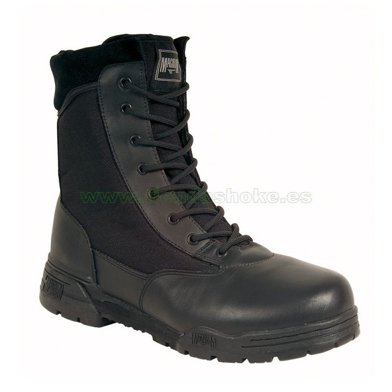 Descubre las botas tacticas y policiales al mejor precio
