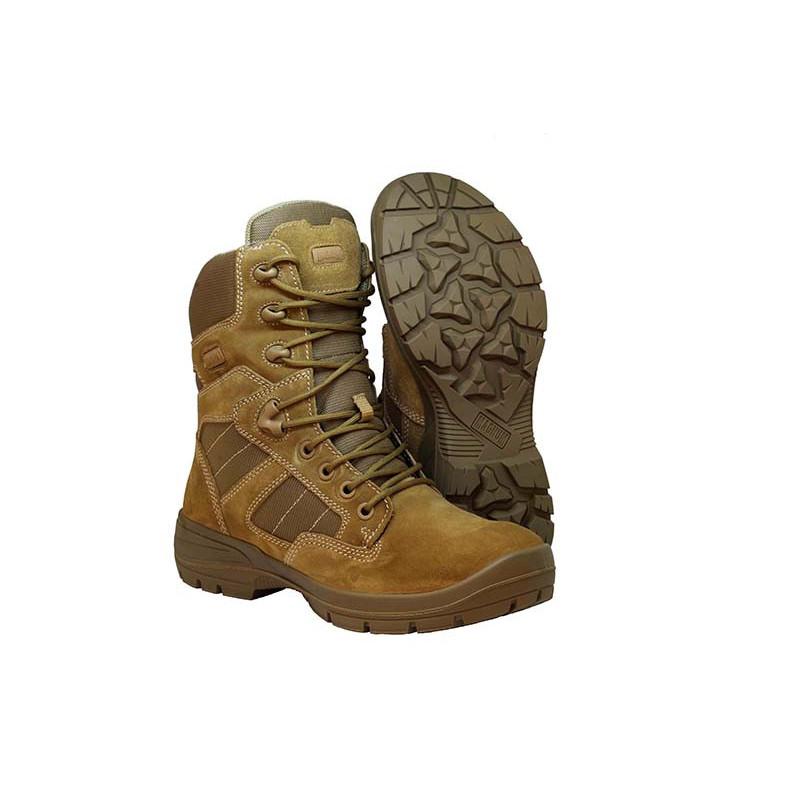 Botas magnum son de las mejores botas policías