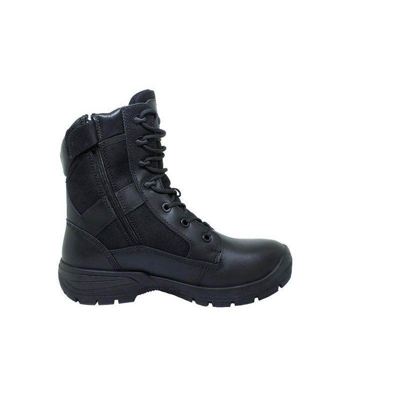 Uno de los modelos de botas policiales que debes conocer