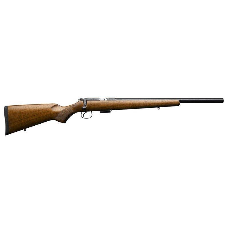 Las carabinas son un tipo de arma de fuego larga