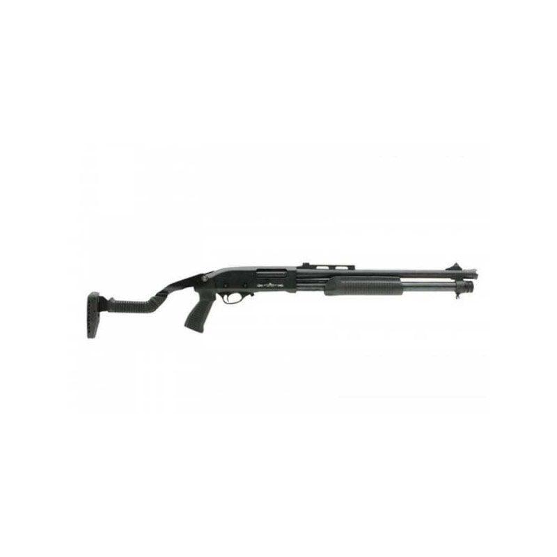 Uno de los formatos de armas de fuego: las escopetas