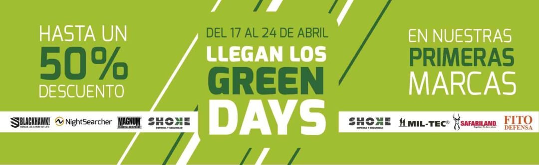 Regresan los Green Days a Shoke