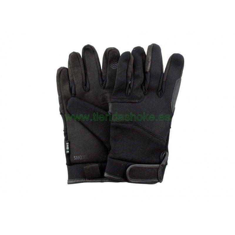 Mantenimiento y limpieza de los guantes anticorte