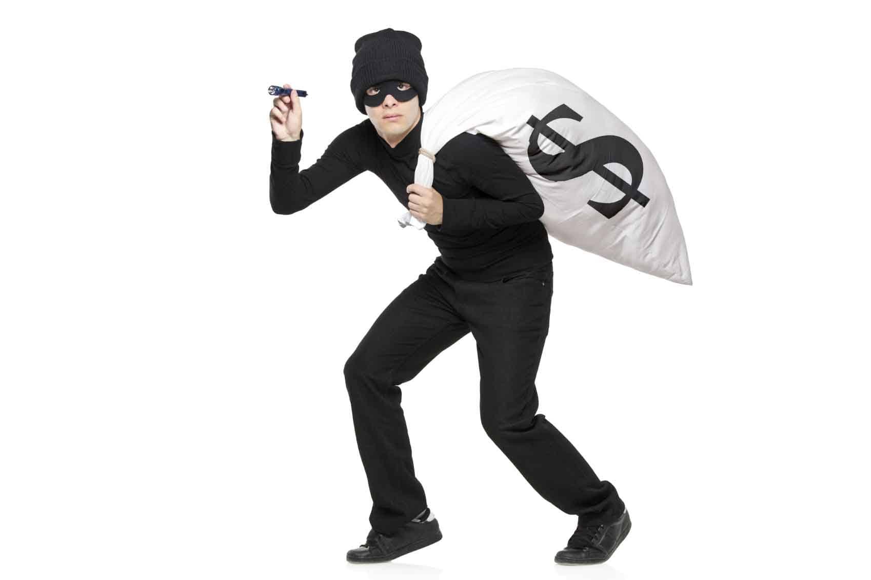 ¿Sabes quiénes son los ladrones más torpes del mundo?