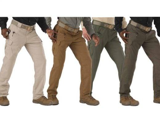 ¿Sabes cómo elegir la talla d etu pantalón táctico?