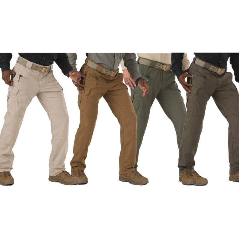 Cómo elegir tu talla de pantalones tácticos, chaleco anticorte y chaleco antibalas