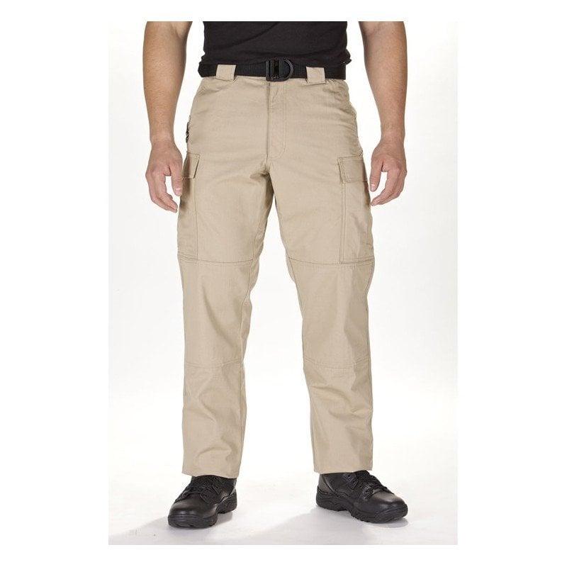 Pantalones tácticos en tono marrón de la marca 5.11 Tactical