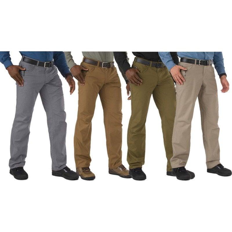 Pantalones tácticos. Los mejores pantalones militares y policiales