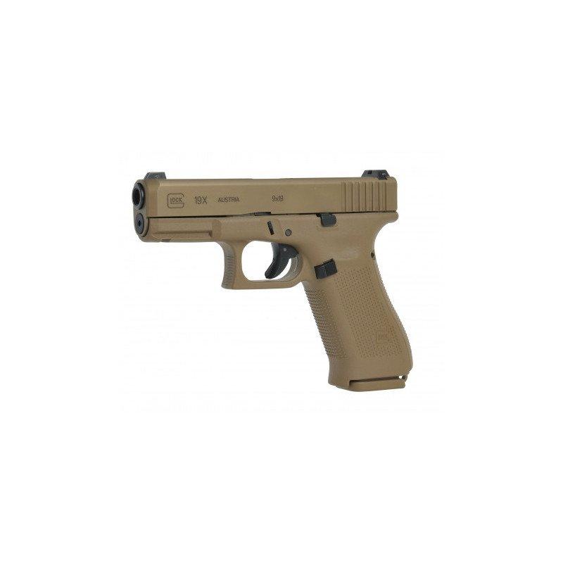 Descubre los tipos de arma de fuego que existen