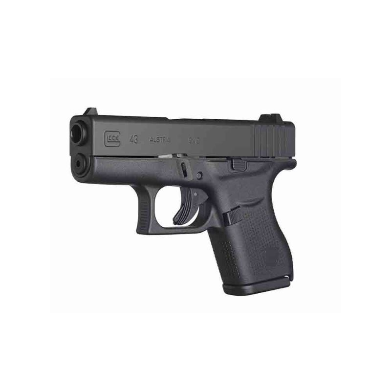 La pistola, uno de los tipos de arma de fuego que puedes encontrar en Tienda Shoke