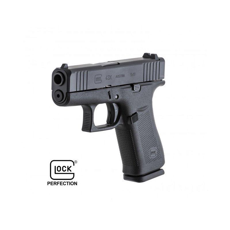 Otro de los modelos de armas personales de Glock, que debéis conocer