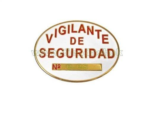 ¿Conoces los requisitos para obtener la placa de vigilante de seguridad?