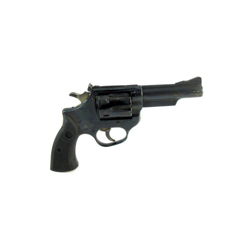 Otro de los modelos de revolveres, otro de los modelos de armas de fuego